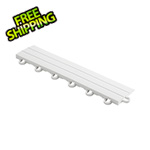 Speedway Garage Tile White Garage Floor Tile Ramp - Looped