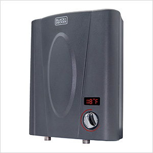 7kW Self-Modulating 1.5 GPM Electric Tankless Water Heater