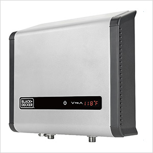 Digital 18kW Self-Modulating 3.7 GPM Electric Tankless Water Heater