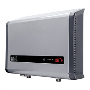 Multi-Application 27kW Self-Modulating 5.3 GPM Electric Tankless Water Heater