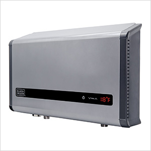 Multi-Application 36kW Self-Modulating 6.1 GPM Electric Tankless Water Heater