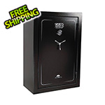 Sports Afield Preserve 48-Gun Fire / Waterproof E-Lock Gun Safe