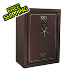 Sports Afield Haven 48-Gun Fire / Waterproof E-Lock Gun Safe
