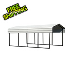 Arrow Sheds Carport - 10' x 20' x 7'
