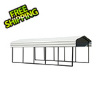 Arrow Sheds Carport - 10' x 24' x 7'
