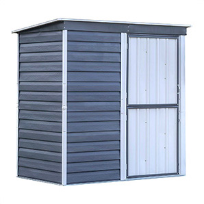 Shed-in-a-box Steel Storage Shed
