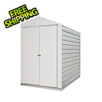 Arrow Sheds Yardsaver 4 x 10 ft. Steel Storage Shed with Vinyl Siding