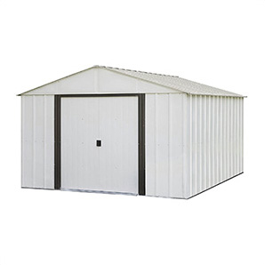 Arlington 10 X 12 Ft. Steel Storage Shed