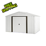 Arrow Sheds Arlington 10 x 8 ft. Steel Storage Shed