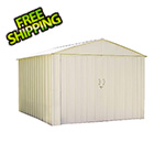 Arrow Sheds Commander 10 x 10 ft. Steel Storage Shed