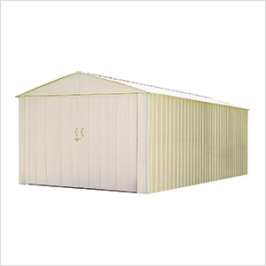 Commander 10 x 20 ft. Steel Storage Shed