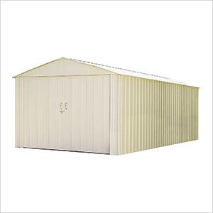 Commander 10 x 25 ft. Steel Storage Shed