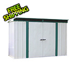 Arrow Sheds Euro-Lite 10 x 4 ft. Pent Window Shed