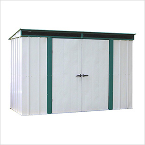 Euro-Lite 10 x 4 ft. Pent Window Shed