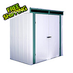 Arrow Sheds Euro-Lite 6 x 4 ft. Pent Window Shed