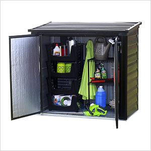 Versa-Shed 5 x 3 Steel Storage Shed