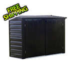 Arrow Sheds Versa-Shed 6 x 3 Steel Storage Shed