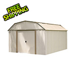Arrow Sheds Lexington 10 x 14 ft. Steel Storage Shed