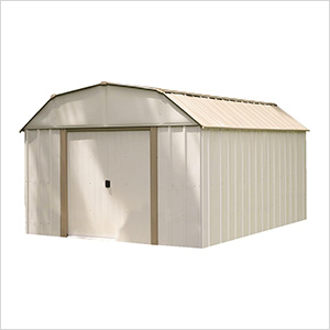Lexington 10 x 14 ft. Steel Storage Shed
