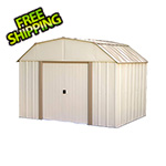 Arrow Sheds Lexington 10 x 8 ft. Steel Storage Shed