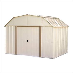 Lexington 10 x 8 ft. Steel Storage Shed