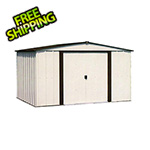 Arrow Sheds Newburgh 10 x 8 ft. Steel Storage Shed
