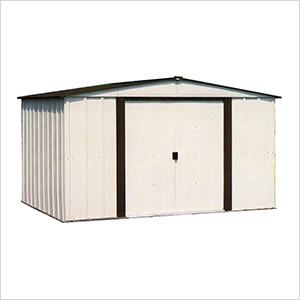 Newburgh 10 x 8 ft. Steel Storage Shed