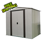 Arrow Sheds Newburgh 6 x 5 ft. Steel Storage Shed
