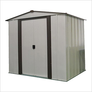 Newburgh 6 x 5 ft. Steel Storage Shed