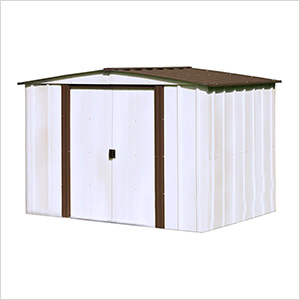 Newburgh 8 x 6 ft. Steel Storage Shed