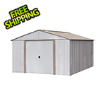 Arrow Sheds Oakbrook 10 x 14 ft. Steel Storage Shed