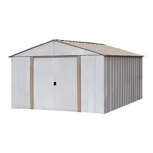 Oakbrook 10 X 14 Ft. Steel Storage Shed