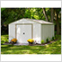 Oakbrook 10 x 14 ft. Steel Storage Shed