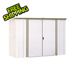 Arrow Sheds Garden Shed 8 x 3 ft Steel Storage Shed