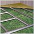 Floor Frame Kit for 10 x 11 ft./12 ft./13 ft./14 ft. Sheds