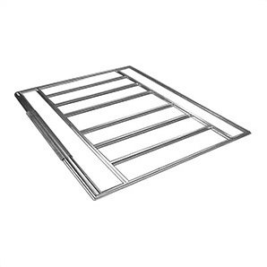 Floor Frame Kit For 4 X 7 Ft. And 4 X 10 Ft. Sheds