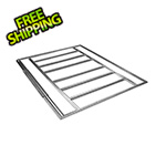 Arrow Sheds Floor Frame Kit for Ezee 6 x 5 ft., 8 x 7 ft., 10 x 8 ft. Sheds