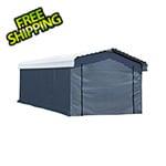 Arrow Sheds Enclosure Kit for 12 x 20 ft. Carport