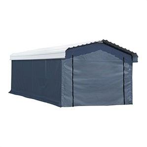 Enclosure Kit For 12 X 20 Ft. Carport