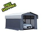 Arrow Sheds Enclosure Kit for 10 x 15 ft. Carport