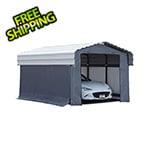 Arrow Sheds Enclosure Kit for 10 x 15 ft. Carport
