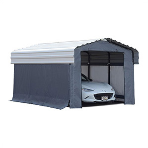 Enclosure Kit For 10 X 15 Ft. Carport