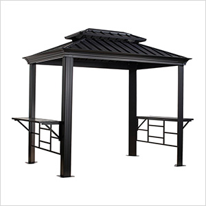 Messina 6 x 8 ft. BBQ Gazebo