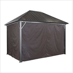 Genova 12 x 16 ft. Gazebo Curtains