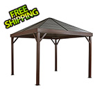 Sojag South Beach 12 x 12 ft. Taupe Gazebo