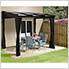 Sutton 10 x 12 ft. Wall Gazebo