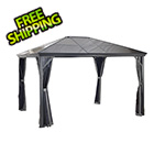 Sojag Verona 10 x 12 ft. Gazebo