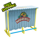 Margaritaville Escape To Paradise 4 ft. Promo Bar