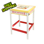Margaritaville One Particular Harbour Bistro Table with Beverage Tub