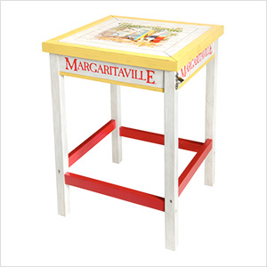 One Particular Harbour Bistro Table with Beverage Tub